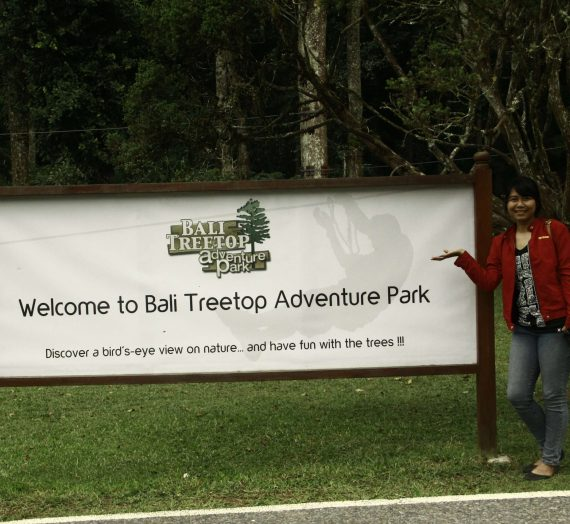 Bali Treetop Adventure Park – Dare to beat the Challenges?