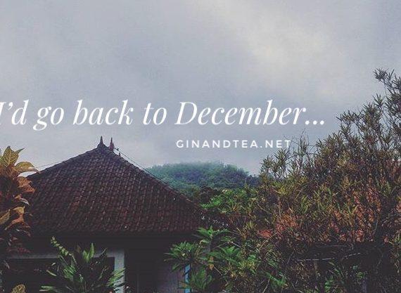 Ketika Waktu Berlalu, di Bulan Desember