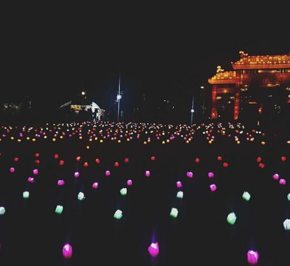 Nusa Dua Light Festival 2017