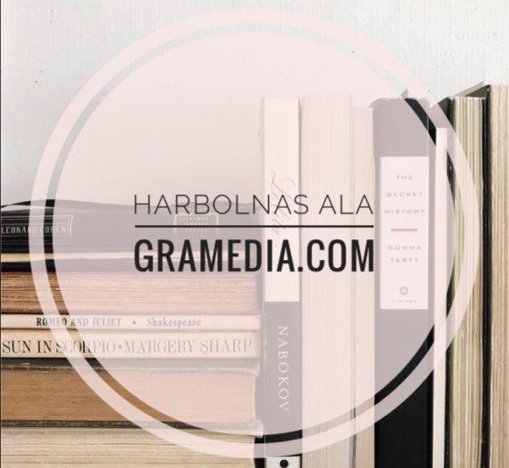 Pengalaman WOW Ikut Event Harbolnas di Gramedia.com
