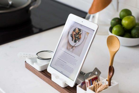 Berteman dengan Aplikasi Resep Masakan