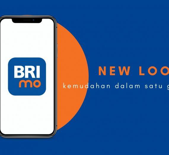 Dalam Satu Genggaman, BRImo New Look Kini Makin Mudah Digunakan